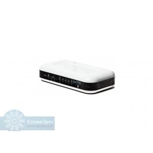 Eltex RG-1402G, 2 порта FXS, 1 порт WAN (10/100/1000 Base-T), 4 порта LAN (10/100/1000 Base-T), 1 порт USB