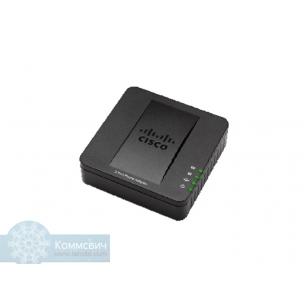 Cisco SPA112, 2 порта FXS, 1 порт WAN