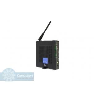 Cisco Linksys WRP400, 2xFXS; 4 порта 10/100 Мбит/сек; 1 порт RJ-45