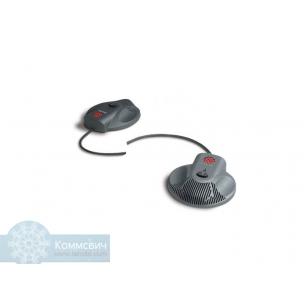 Аксессуар Polycom Комплект дополнительных микрофонов EX для IP конференц-телефона 2200-16155-015