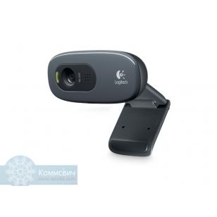 WEB-камера Logitech HD Webcam C270
