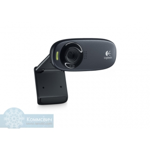 WEB-камера Logitech Webcam C210