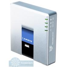 Абонентский (голосовой) шлюз VoIP Linksys SPA3102-EU