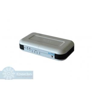 Eltex TAU-8.IP, 8 портов FXS, 1 порт WAN, 1 порт USB, SIP
