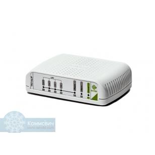 Eltex TAU-104.IP, 1FXS, 5xRJ45 (WAN, LAN), SIP