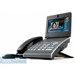 SIP видеотелефон VVX1500 (6 линий) с поддержкой передачи широкополосного звука (HD Voice)