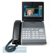 SIP/H.323 видеотелефон VVX1500 (6 линий) с поддержкой передачи широкополосного звука (HD Voice)