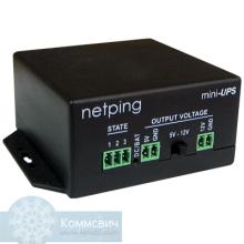 Устройство NetPing Mini-UPS